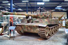 Panzerkampfwagen VI ausf. E Tiger Saumur