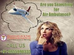 We are providing Panchmukhi air ambulance in every city of India and abroad from many years with the best doctor and medical team! We have tried our best to provide better comfort to the patient! You can also call us at our lower number and get every information!!