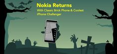 Celebrating the launch of classic brick phone - Tech News, Need To Know, Mobile Phones, Brick, Smartphone, Android, Memes, Classic, Derby