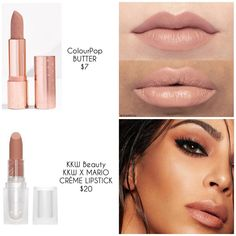 Makeup Looks Dark Skin Makeup Revolution Eyeliner Colourpop Lipstick, Colourpop Cosmetics, Lipstick Swatches, Makeup Swatches, Makeup Dupes, Makeup Cosmetics, Lipsticks, Best Makeup Tips, Best Makeup Products