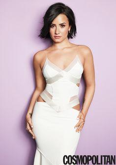 Demi Lovato – Cosmopolitan September 2015