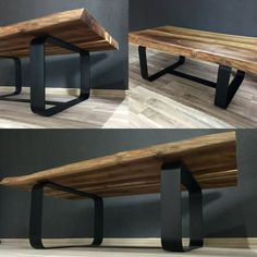 Coffe Table Handmade C Rebornwsk