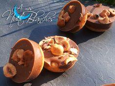 Sablés caramel chocolat noisettes