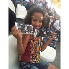 The happiest Little Girl tonight at @beyonce concert in Frankfurt Germany #oriwodesign #madeingermany #frankfurt #handmade #slowfashion #beyonce #formationworldtour #frankfurt #konzert #meandmygirl #mydaughterandi #bff #blessed #greatful #beyonceconcert #africanfashion #ankarafashion #dashikiprint #dashiki #ankarafashion #africanwaxprint #ankarakidsfashion #dashikishirt #lemonade