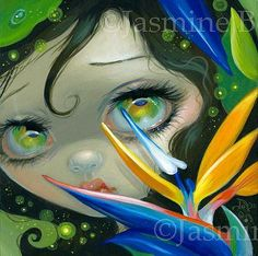 jasmine becket-griffith 2015 - Google Search