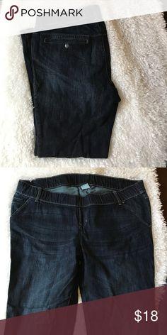 NWT Gap 1969 maternity jeans size 16 reg NWT