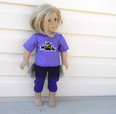 Doll Clothes Fit American Girl Dolls 18 by roseysdolltreasures