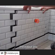Amazing! Another hidden access door done by @instabur.pro . ⭐️⭐️⭐️⭐️⭐️ . . . . . . #interiordesignersofinsta #access #accessdoor #hidden #hiddendoor #accesspanel #tile #tiles #interiordesign #interiordesigner