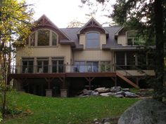 ANOTHER GORGEOUS COTTAGE IN MUSKOKA!!!!!!!