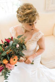 Bridal gown from #GlitzNash @GlitzNash (John + Molly) (Chase Visuals) http://www.glitznashville.com