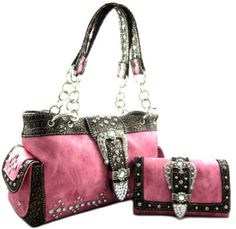 Only kinda purse I'll carry (;