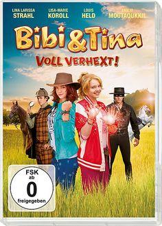 Bibi & Tina 2 - Voll verhext. #film #dvd #abenteuer #weltbild