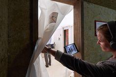 """Situation Rooms"" von Rimini Protokoll,  HAU Hebbel am Ufer Berlin"