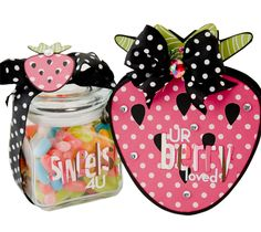 Project Center - Strawberry Gift Set