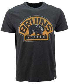 47 Brand Men s Short-Sleeve Boston Bruins Scrum T-Shirt Men - Sports Fan  Shop By Lids - Macy s 61d262400
