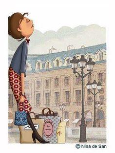 10 Pins de Ilustrações para conferir