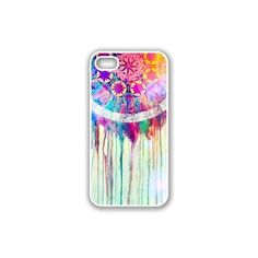 Dream Catcher Painting iPhone 5 Case White Fits iPhone 5 ($9.98) ❤ liked on Polyvore featuring accessories, tech accessories, phone cases, case, iphone, iphone cases, iphone cover case, iphone cell phone cases, white iphone case and apple iphone cases