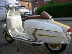 lambretta sx 200 lince fotos y especificaciones técnicas, ref: Vespa Motorbike, Piaggio Scooter, Scooter Motorcycle, Motor Scooters, Vespa Scooters, Sidecar, Classic Vespa, Retro Scooter, Power Bike