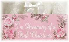 "(via LOVE THIS!!! | ❄ ""My"" Pink Christmas ❄)"