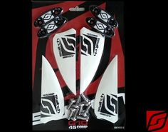 Fin Pack 45 Comp - Freestyle - Board - Spare Parts Twin Tips, Spare Parts, Packing, Kitesurfing, How To Make, Easy, Life, Shape, Awesome
