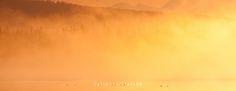 Fire on Beluga Lake — David Ryan Taylor - Fine Art Photography
