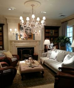 At Ralph Lauren home, Madison Avenue, New York City