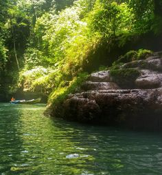 foto green canyon pangandaran