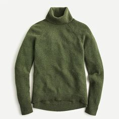 J.Crew: Turtleneck Sweater In Supersoft Yarn For Women Half Zip Sweaters, Cable Knit Sweaters, Cashmere Sweaters, Sweaters For Women, Polo Sweater, Men Sweater, Crew Clothing, Pique Polo Shirt, Half Zip Pullover