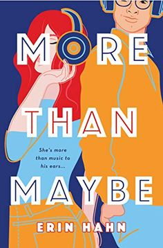 This Chick Read: More Than Maybe by Erin Hahn Books To Read Online, Reading Online, Kindle, Contemporary Romance Books, Popular Books, Got Books, Read Books, How To Be Outgoing, Love