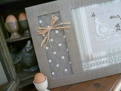 inspiration : grillage, broderie poule, ferme...tissus à carreaux, torchons, ruban...style campagne.