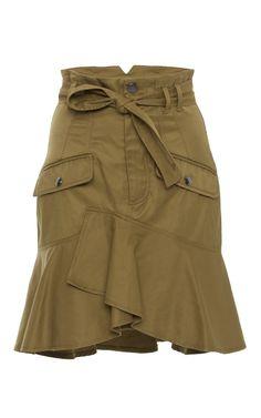Rocco Ruffle Skirt by MARISSA WEBB for Preorder on Moda Operandi