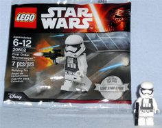 Lego Star Wars 30601 First Order Stormtrooper May the 4th  2016 Lego Promotion