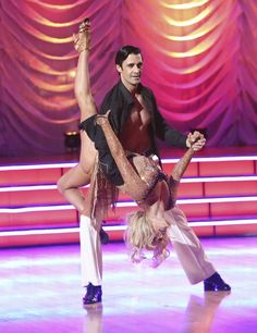 Dancing With The Stars: All-Stars Week 7 Gilles and Peta