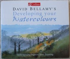 Developing Your Watercolours by David Bellamy is a sequel to David's bestselling Watercolour Landscape Course. Although it is aimed at those who already have some experience in watercolour painting, much of the book will also be of interest and value to beginners and more experienced artists alike.