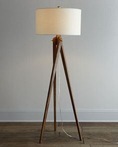 for dining room - VISUAL COMFORT Tripod Floor Lamp - Horchow