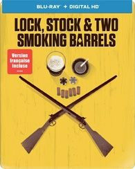 Lock, Stock and Two Smoking Barrels Blu-ray