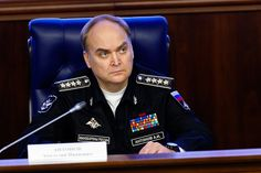 Deputy Defence Ministry Anatoly Antonov-1 The Truth Never Suffers From Honest Examination | Bombshell: Russian Military Reveals Details of ISIS-Daesh Funding, Turkey's Role in Supporting the Terrorists, Complete Transcript, Videos, Documents