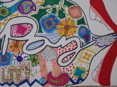 "Alza la voz / Raise your voice    Artist:Erica Noemi M.  Location:Merida, Yucatan, Mexico  Age:14  ""Se trata de que digas lo que pienses de la paz pero no solo lo digas pero si no tambien todo lo que pensaste hagas razon. La paz para mi es la naturaleza y cuidarla.     This is to say what you think of peace but not only tell but if you also do everything you thought right. Peace for me is the nature and care."""