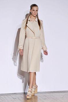 London Fashion Week: Nicole Farhi Spring/Summer 2013
