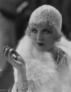 Phyllis Haver, 1928. #womensfashionretrochic