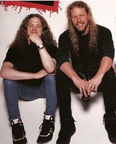 Jason and James