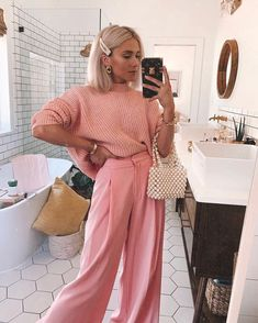 cold, but happy ☃️ xo Cute Flannel Outfits, Fall Outfits, Cute Outfits, Spring Summer Fashion, Autumn Fashion, Look Fashion, Fashion Outfits, Fashion 2020, Fashion Beauty