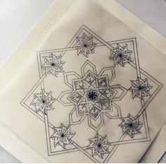 Islamic Motifs, Islamic Art Pattern, Mandala Pattern, Pattern Art, Illumination Art, Persian Pattern, Art Articles, Fashion Design For Kids, Turkish Art