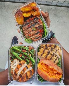Prep by @fitmencook making it look easy! - Getting results meal planning and meal prepping isn't always easy and straightforward. That's why @mealplanmagic was created to bring automation and customization into your hands so that results come faster planning and shopping is more accurate and prepping is easier. Download @mealplanmagic today and stop putting off the body you want. - ALL-IN-ONE TOOL & GUIDES - Build Custom Plans & Set Nutrition Goals BMR BMI & Max Rate Calculator Learn Your...