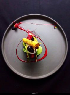Yann Bernard Lejard - The ChefsTalk Project