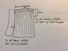 Sy bitene sammen igjen Norwegian Clothing, Going Out Of Business, Folk Costume, Historical Costume, Nordic Style, Pattern Making, Vest, Sewing, Norway