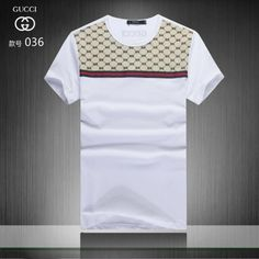 Gucci T-shirts for men  152660 express shipping to Pairs Camisetas 9a32874441d