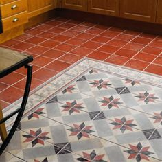 Carreaux 1930 on pinterest cement tiles tile and cuisine for Carrelage cuisine castorama