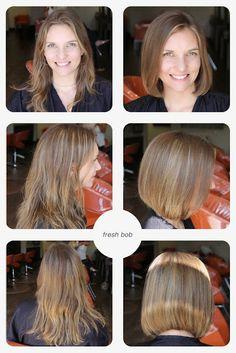 Antes e Depois  #cabeloscurtos #cabelos #shorthair #mulheres  visite: www.cortecabelocurto.com