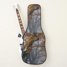 Tree leaf Nature Landscapes Sky Destiny Destiny'S Guitar Case - birthday diy gift present custom ideas